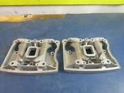 Engine Lower Rocker Boxes And Arms Harley Davidson 1340 B.t. Evo 1984-1991