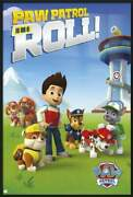 Paw Patrol - Framed Tv Show Poster Paw Patrol Is On A Roll