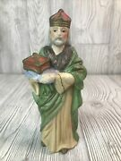 Homco Home Interior Wise Men Replacement Piece Nativity 5216 Figurine 1980and039s