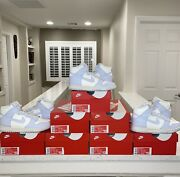 Nike Dunk High Sail Football Grey Sizes 7w 10w And 11.5w In Hand Brand New