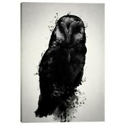 Cortesi Home The Owl By Nicklas Gustafsson Giclee Canvas