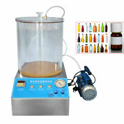 60hz 110v Vacuum Sealing Performance Tester For Food Packaging Bags Bottles Cans