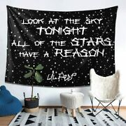 Wall Tapestry Look At The Sky Tapestry Wall Hanging For Living Room Home Decor