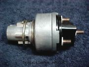 New Ignition Switch Edsel 1958 1959 58 59