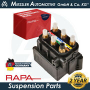 Mercedes S-class W222 And03914-20 Oem Air Suspension Solenoid Valve Block A2123200358