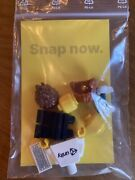Rare Lego Unity Minifigure-brand New In Bag-exclusive To Lego Ideas Contest