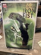 Immortal Iron Fist 1 2nd Print Variant Gabriele Dell Otto Hard To Find Nm