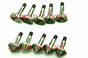 5 Pairs 8 Mm Watchmakers Ring Chuck Step Collets