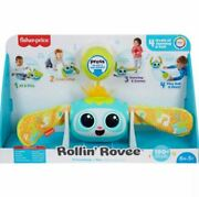 Fisher-price Rollinand039 Rovee - Blue