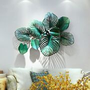 3d Living Room Background Wall Decoration Iron Sofa Hanging Stickers Mural