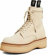 R13 Womenand039s Single Stack Suede Boots