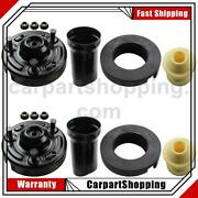 2 Moog Chassis Products Suspension Strut Mount Front For Ford Expedition