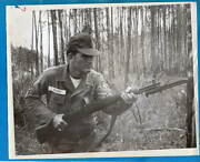 1960s Defense Training 124th Infantry Florida National Guard Fort Stewart Photo