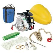 Portable Winch Winch Pcw5000 With Forestery Kit