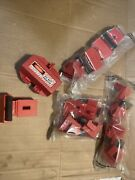 Ideal Breaker Lockout Lot 10 Large Lockouts New No Box