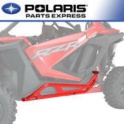 New Polaris 2020 2021 Rzr Pro Xp Kick Out Rock Sliders Indy Red 2883997-293