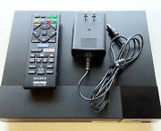 Sony Bdp-s3700 Wi-fi Streaming Blu-ray Dvd Player With Remote Home Theater