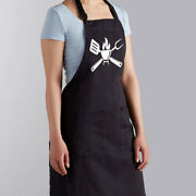 Grill Barbecue Father's Day Gift For Him Bbq Cooking Grilling Dad Manly Apron
