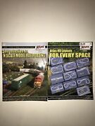 Introduction N Scale Model Railroading 6 And Atlas Ho Layouts For Every Space 11