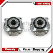 2 Mevotech Bxt Wheel Bearing And Hub Assembly Front For Volvo S60