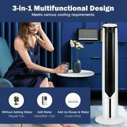 Costway 3-in-1 Evaporative Air Cooler 41 Portable Tower Fan Humidifier