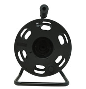 Extension Electrical Cord Storage Reel Woods 22849 Durable Heavy Duty Metal New