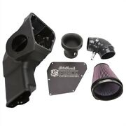 Edelbrock 15868 Sc Competition Intake Ford Mustang 2015-17 For E-force Sc