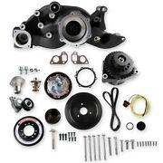 Holley 20-182bk Ls Premium Mid-mount Race Accessory Drive Kit Fits All Ls Engine
