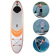Folding Portable Inflatable Surfboard Water Sports Stand Up Paddle Surfing Gear