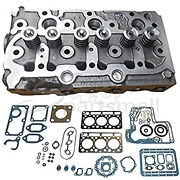D850 D950 Complete Cylinder Head Loaded And Full Gasket Set For Kubota Tractor