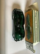 Avon Jaguar Car Decanter With Deep Woods Empty Aftershave And Original Box