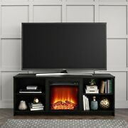 Fireplace Tv Stand For Tvs Up To 65