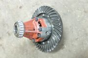 53 Ford Jubilee Naa Tractor Rear Differential Ring Gear Drive