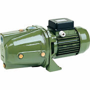Self-priming Jet Pump 2112 Gph 3 Hp 1 1/4in Discharge/1 1/2in Suction Ports