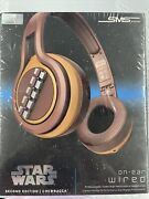 Star Wars Rebel Alliance First Edition Street On-ear Wired Headphones Sms Audio