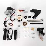 Left Chain Drive Electric Bike Conversion Kit Fits 22-29and039and039 Common Bike 24v 250w