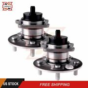 Pair Wheel Hub Bearing Assembly And Left Or Right Rear For Scion Xb2008-2014 5 Lug