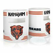 Wild Sports Kan Jam Nfl Chicago Bears Direct Print Disc Throwing Game