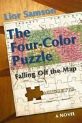 The Four-color Puzzle Falling Off The Map, Brand New, Free Shipping In The Us