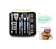 Barbecue Tool Set Bbq Utensil Camping Outdoor July4th Family Dinner Freeshipping