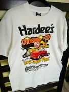 Vintage Single Stitch Hardees Rock N Roll Diner St Peters Mo Shirt