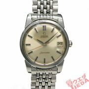 Nagoya Omega Seamaster Automatic Silver Dial Ss 33mm Menand039s Watches Winding 1961
