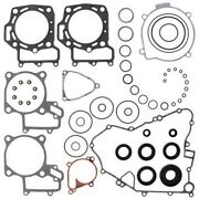 Kawasaki Teryx Brute Force 750 Engine Complete Gasket Kit And Oil Seals 05-13