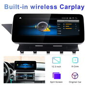 12.3android Car Gps Navigation Video Player Wifi Carplay For Benz X204 2008-12