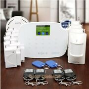 Homsecur Wireless 3g Rfid Sms Autodial Home House Alarm System+ios/android App