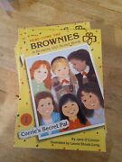 Here Come The Brownies Series A Brownie Girl Scout Book By Jane O'connor