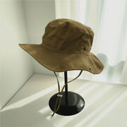 Wide-brimmed Outdoor Bucket Hat Menand039s Mountain Fisherman Sunscreen Casual Hats