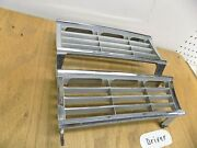 May 1967 Ford Galaxie Ltd Driver Front Grille Metal Part