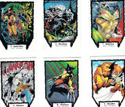 Marvel Universe Wolverine From Then Til Now Complete Set Of 45 Cards Rare Nm