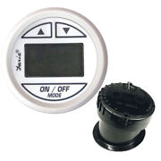 Faria Dress White 2 Depth Sounder W/in-hull Transducer 13151